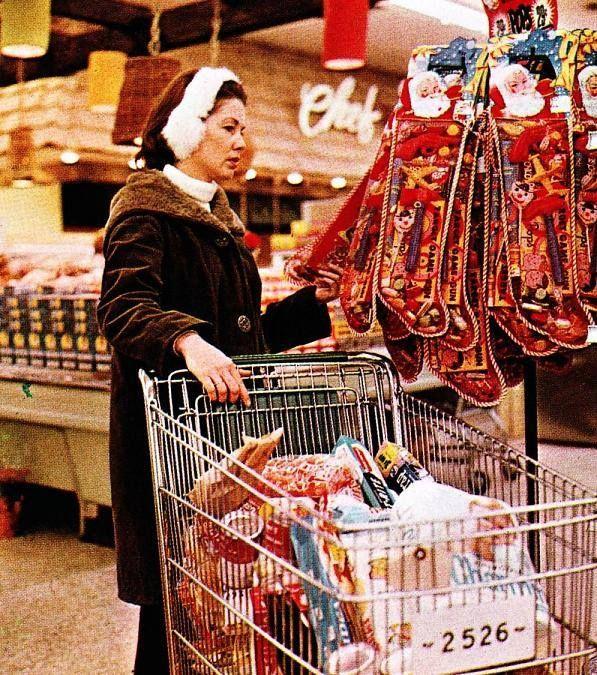 a visit to a supermarket essay