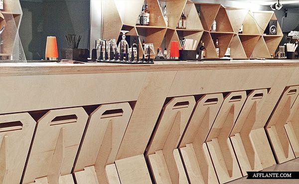 Cafe Artek in St. Petersburg // Dopludo Collective & Konstantin Grcic