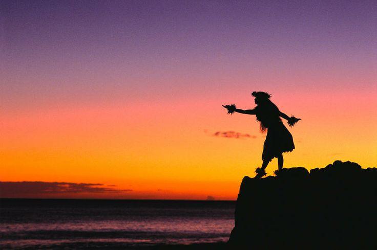 I want to hula!