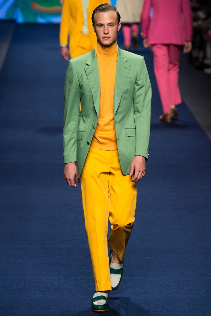 Ermanno Scervino SpringSummer 2015 Collection – Milan Fashion Week