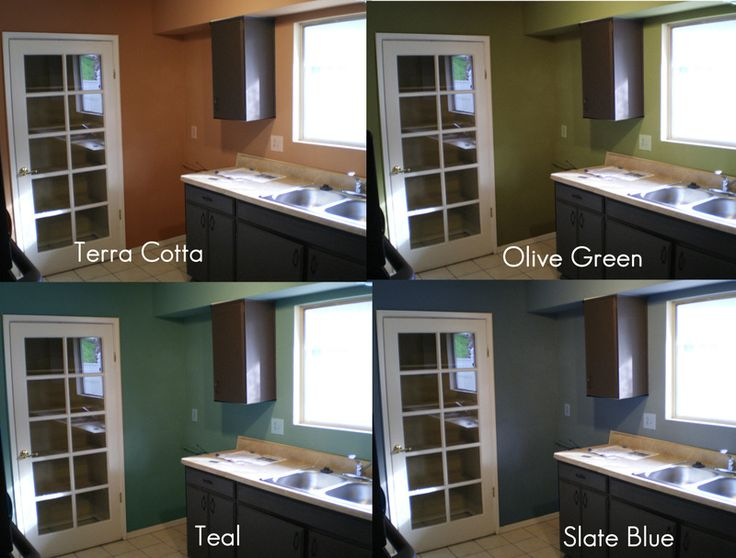 Help me choose paint colors for my new house for Choosing kitchen colors
