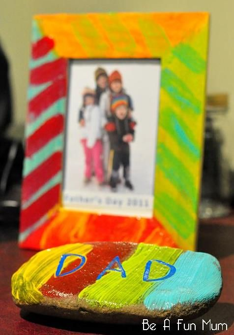 craft ideas father's day cards