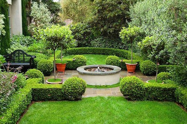 Lush Landscape Home Garden Ideas Gardens And Outdoors