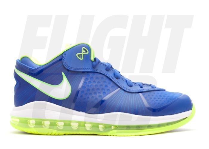 Nike LeBron 8 V2 Low  quot Sprite quot Lebron 8 Sprite