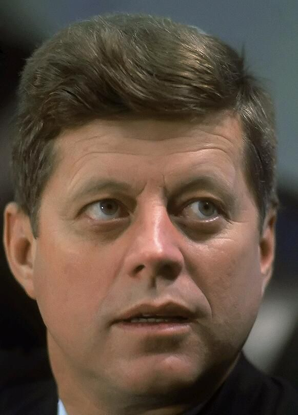 John Fitzgerald Kennedy The Presidential Years 1960 1963