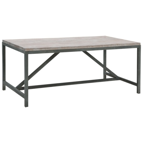 Industrial Style Dining Table Home Pinterest