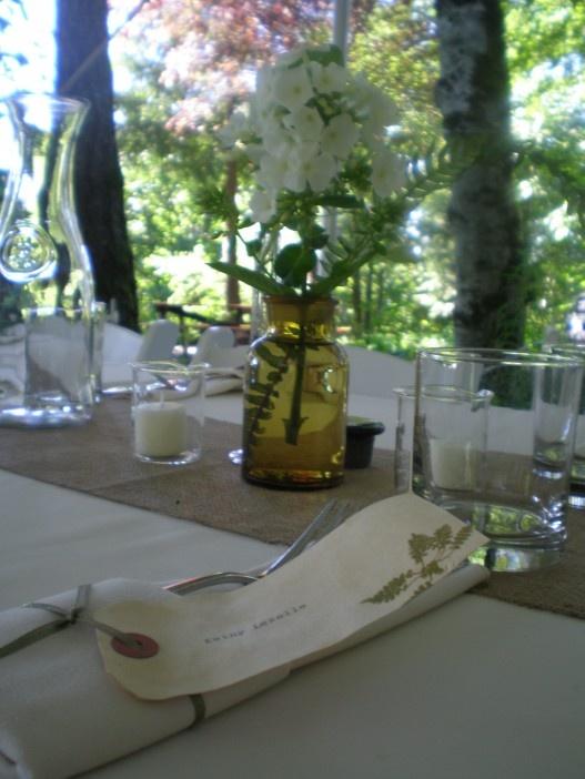 Inexpensive place card | Wedding Ideas | Pinterest: pinterest.com/pin/339247784400070854
