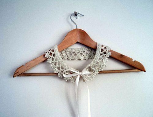 11 Stylish Crochet Collar Patterns Knit Pick (or Crochet ...