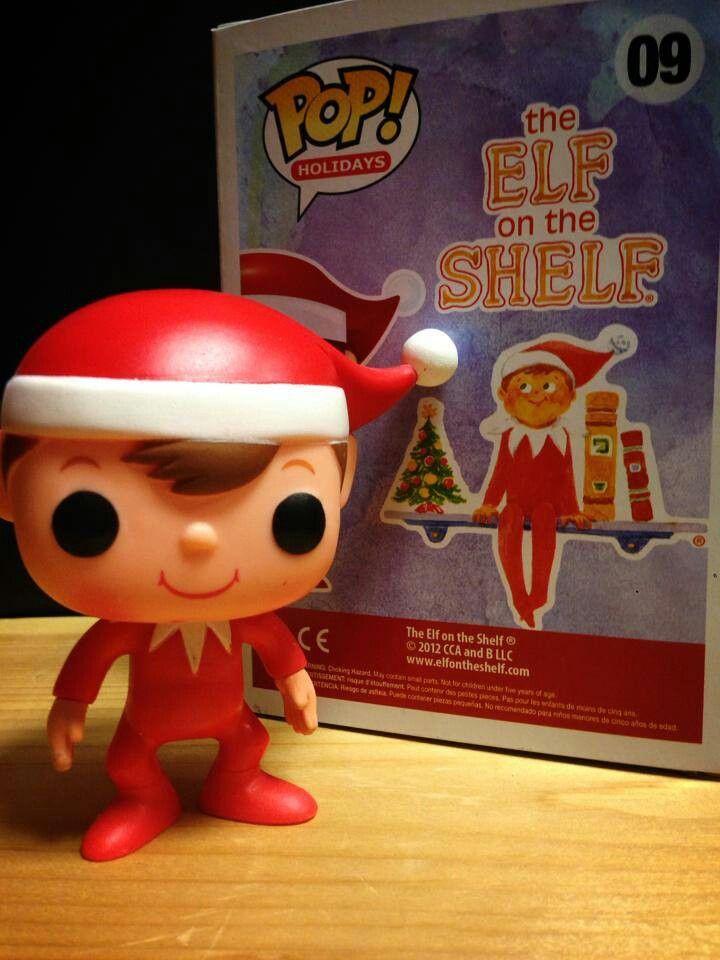 Pop Elf | Elf On The Shelf Retro Gaming | Pinterest