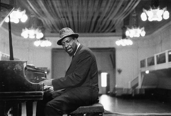 thelonius monk by william claxton