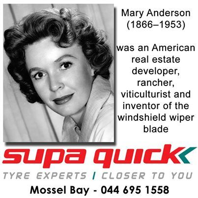 Mary Anderson Inventor Quotes. QuotesGram