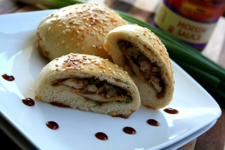 Chicken Buns Recipe (Chinese Steamed Buns) Recipe — Dishmaps