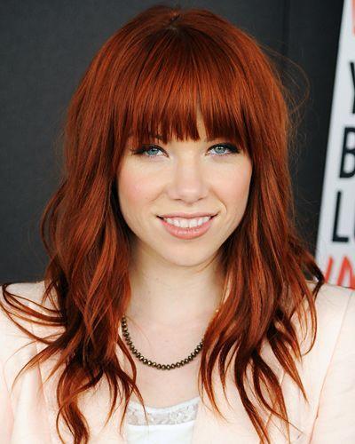 Intense Dark Copper Hair Color Red Hair Color Pinterest
