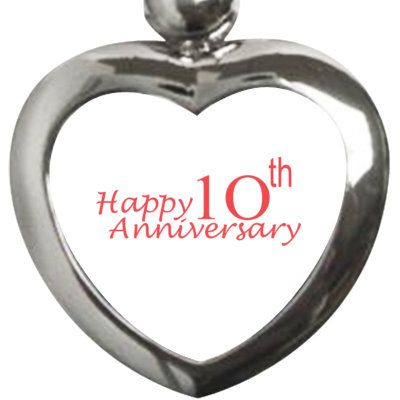 Happy 10th wedding anniversary to us!