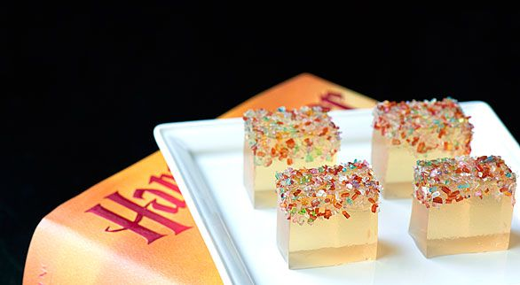 Butterbeer Jelly Shots   Recipe