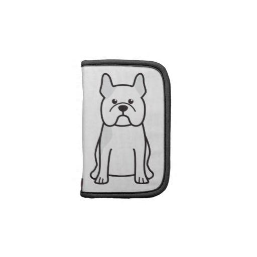 French Bulldog Dog Cartoon Folio Planners: pinterest.com/pin/516154807263863685