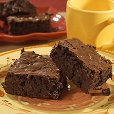 Whole Wheat Brownies... In LOVE! Am trying these right now....