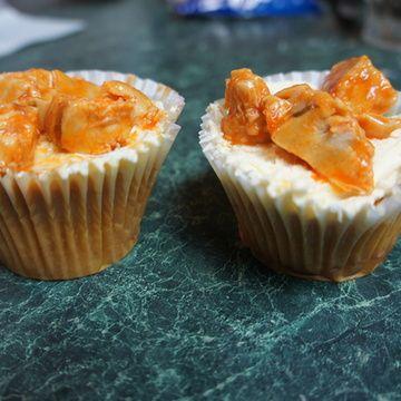 Buffalo Chicken Cupcakes of Jason Nickolay - Recipefy