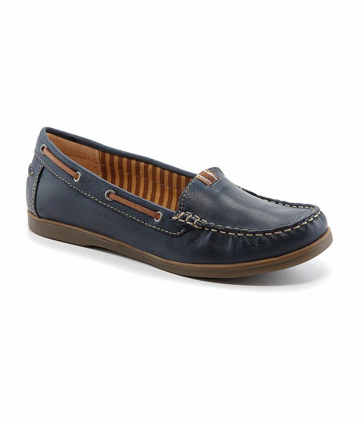 Naturalizer Hanover Boat Shoes | Dillards.com