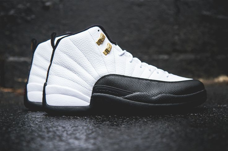 "Air Jordan 12 Retro ""Taxi"" 