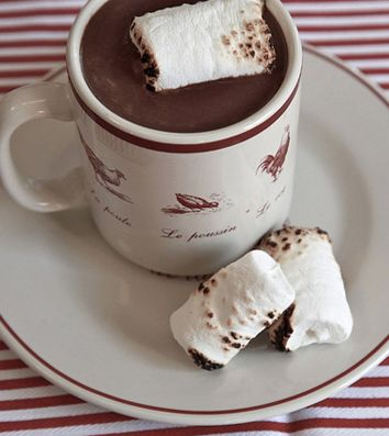 Delicious Hot Chocolate | G-Rated Gulpables | Pinterest