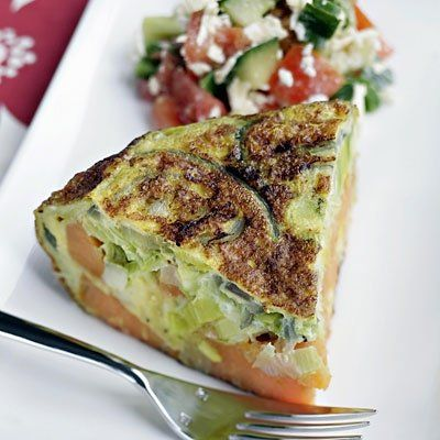 Greek Frittata | Health.com: Recipes to Drop 5 Pounds in One Week ...