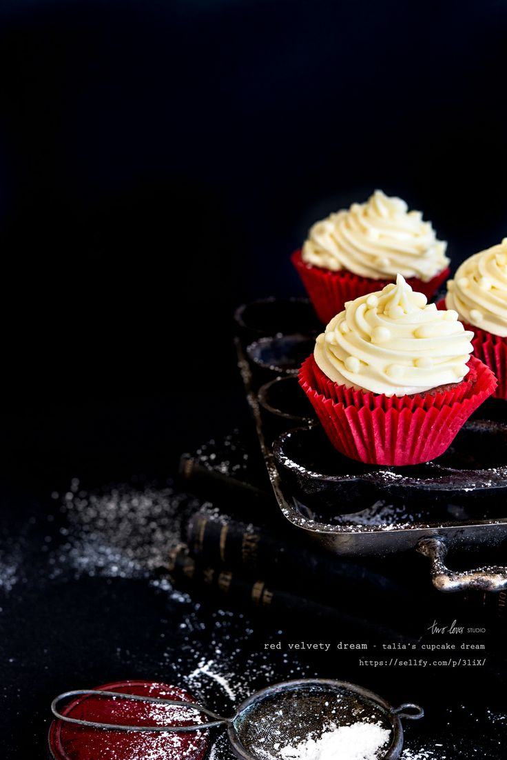 ... by Kathleen Cusick Shea on Cake & Cupcakes Red Velvet Everything