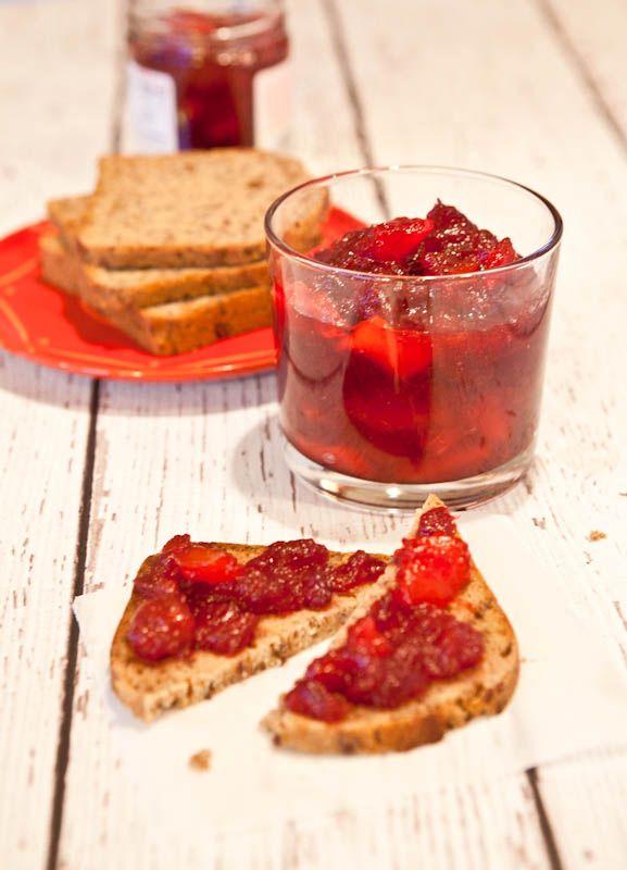 Cranberry & Orange Ginger Mango Chutney   Breakfast or Brunch!   Pint ...