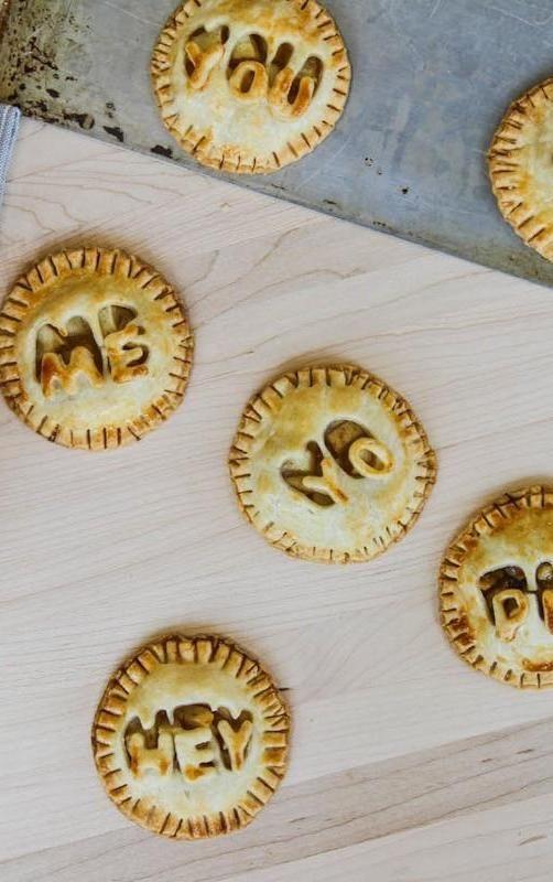 Five-Spice Hand Pies | Recipe