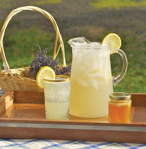 "Lavender Lemonade recipe | SPRING ""Delish & Nourishin'"" Ins..."