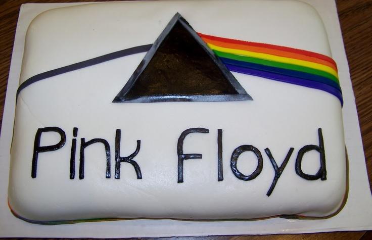Pink Floyd Cake Images : Pink Floyd Birthday Cake All things cake Pinterest