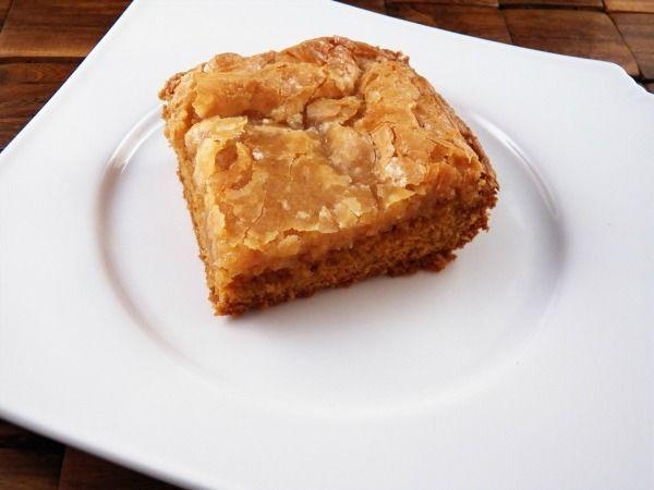 Gooey Butter Pumpkin Cake   Food - Let Them Eat Cake!   Pinterest