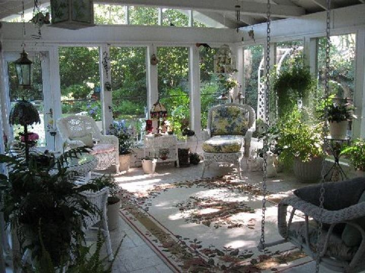 Four season porch sunroom and screened in porch for Four season porches pictures