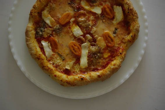 2013: With the help of Nancy Silverton's The Mozza Cookbook ...