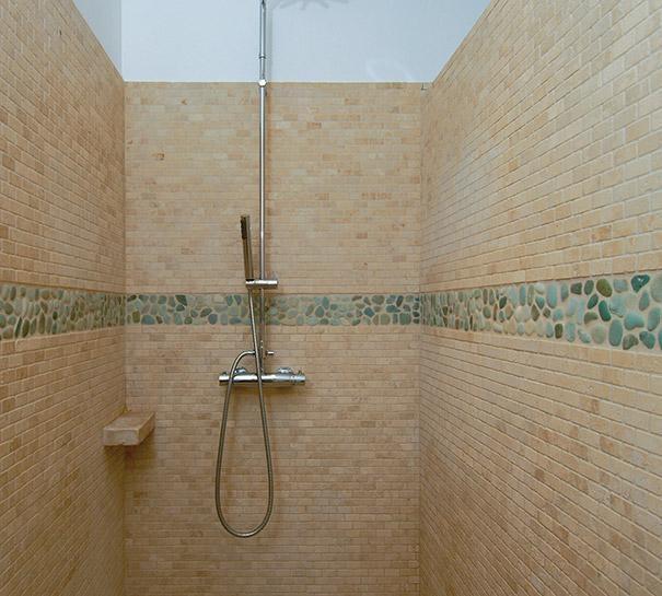 Rubber Dorpel Badkamer ~ via mozaiek utrecht  Inspiratie voor nieuwe badkamer  Pinterest