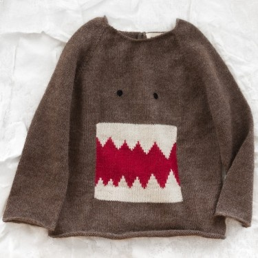 Oeuf Monster Sweater 83