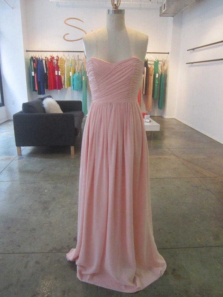 Soft pink bridesmaid by syn bridesmaid dresses pinterest for Soft pink wedding dress
