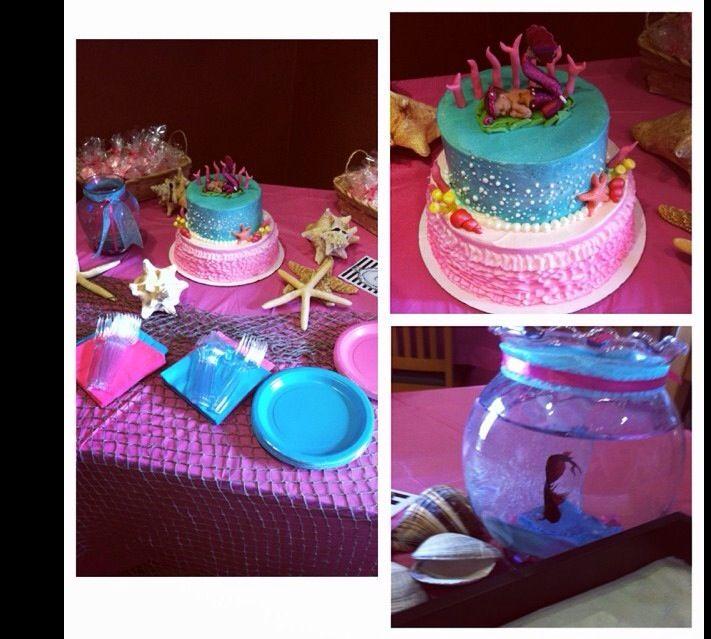 mermaid baby shower mermaid baby shower pinterest