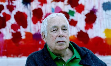 Remembrance of things past for Howard hodgkin