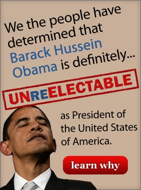 Barack Obama is Unreelectable