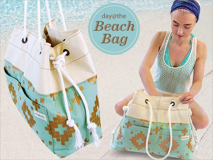 Пляжная сумка своими руками (77 фото выкройки, делаем сумку-коврик для)