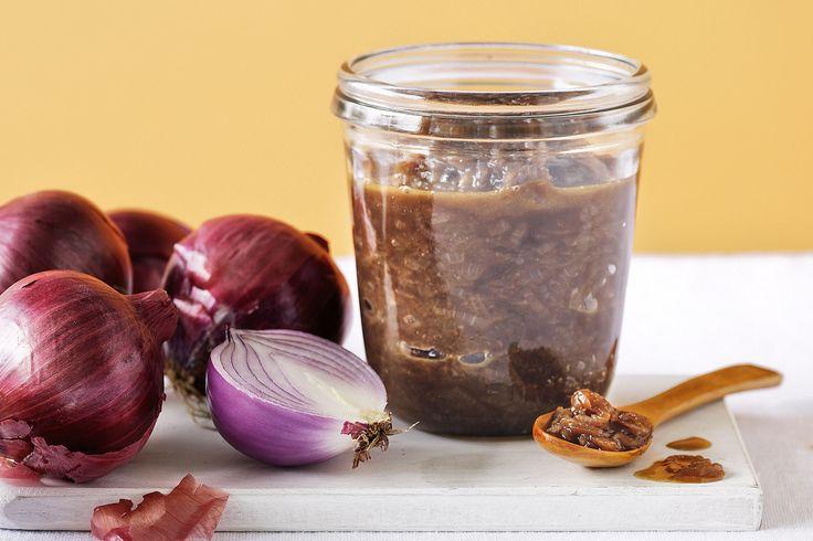 Red Onion Jam | Preserves | Pinterest