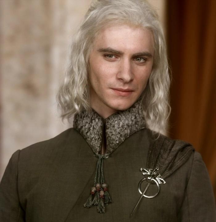 Viserys Targaryen Game Of Thrones Pinterest