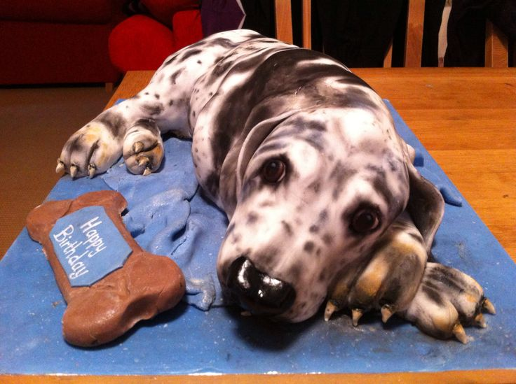 Cake Ideas For Dog Lovers