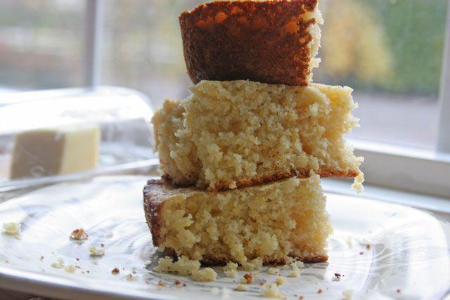 sweet-honey-cornbread. Really good, really easy. used 1/2 WWflour and ...
