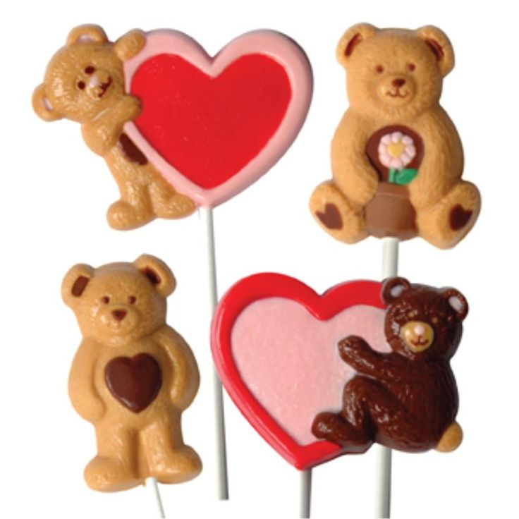 teddy bears on valentines day