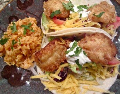 Beer Battered Shrimp Tacos | Tasty Kitchen: A Happy Recipe Community!