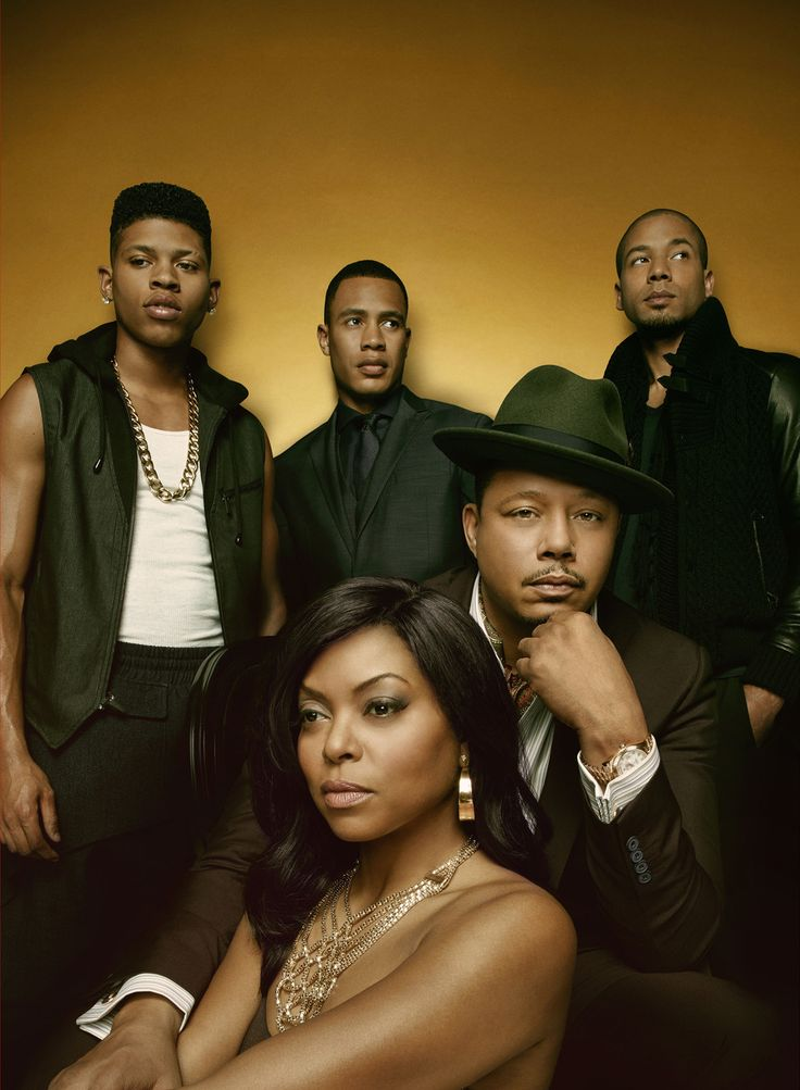 FOX's Empire - Taraji P. Henson and Terence Howard lead a strong cast.  Edgier Smash.  Fusing music business with life issues.