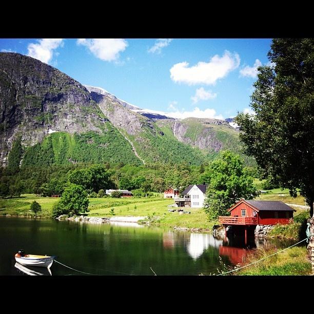 Eresfjord in Western Norway. Photo: Harald Hansen/www.visitnorway.us