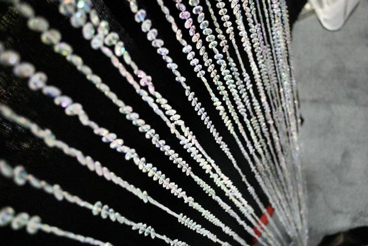 Grimes Designs Rhinestone Wall Decor 2012 Wedding Fair